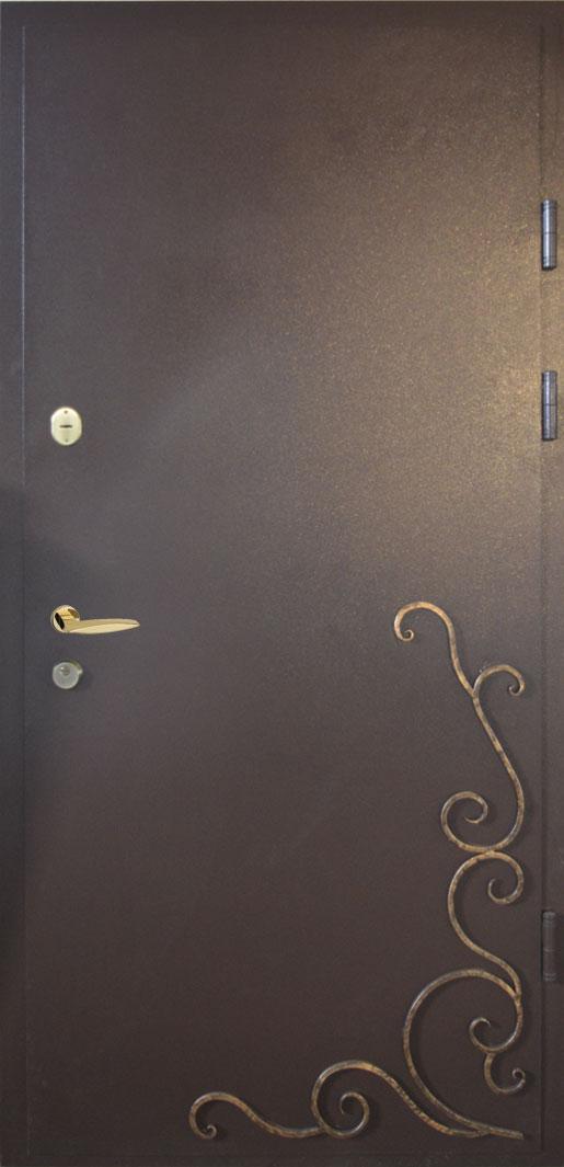 Металлические двери в квартиру или подьезд