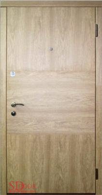 Дверь Адель со вставками МДФ