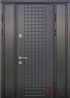 Двері на дві стулки №1
