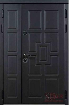 Двері на дві стулки №10