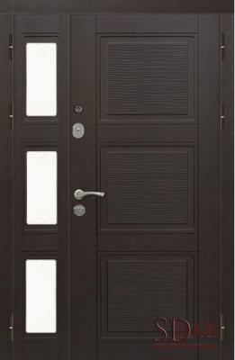 Двері на дві стулки №11