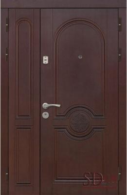 Двері на дві стулки №12