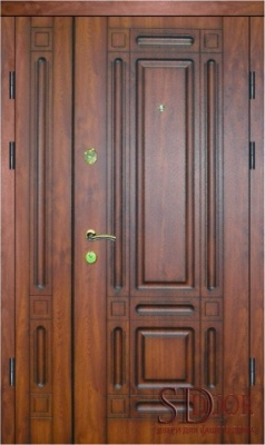 Двері на дві стулки №13