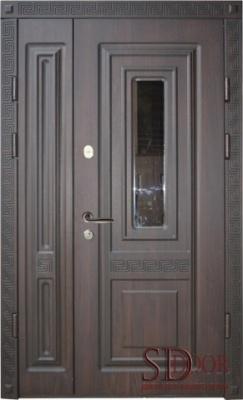 Двері на дві стулки №17