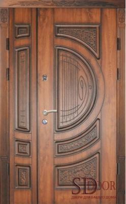 Двері на дві стулки №18