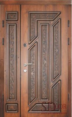 Двері на дві стулки №27