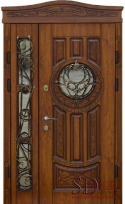 Двері на дві стулки №22