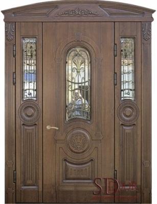 Двері на дві стулки №24