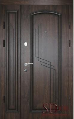 Двері на дві стулки №3